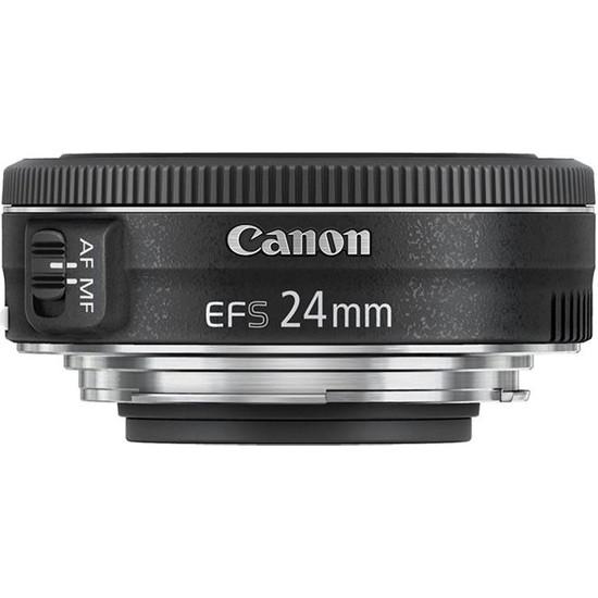 Canon EF-S 24 mm f/2.8 STM Lens (Canon Eurasia Garantili)