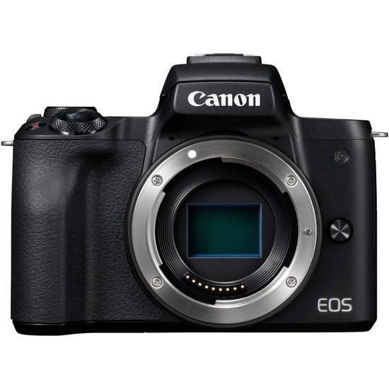 Canon EOS M50 + EF-M 15-45mm f/3.5-6.3 IS STM Vlogger Kit (Canon Eurasia Garantili)