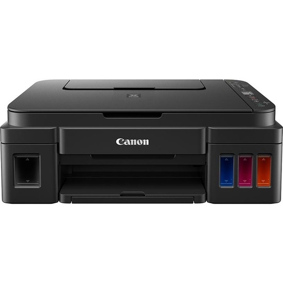 Canon G3411 Renkli Mürekkep Tanklı Yazıcı/Fotokopi+Tarama/Wifi/Mobil Baskı (Canon Eurasia Garantili)