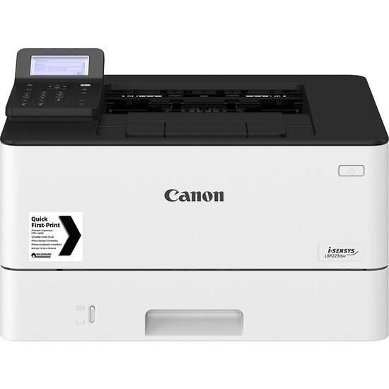 Canon LBP223dw Siyah Beyaz Lazer Yazıcı / Wifi / Duplex (Canon Eurasia Garantili)