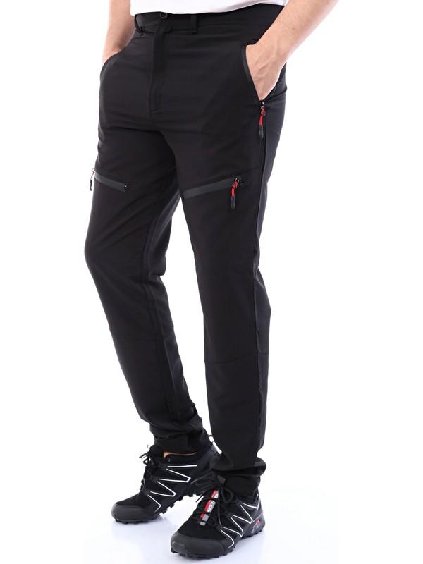 Ghassy Co.erkek Tactical Ayarlanabilir Paçalı 5 Cepli Yazlık Paraşüt Outdoor Pantolon