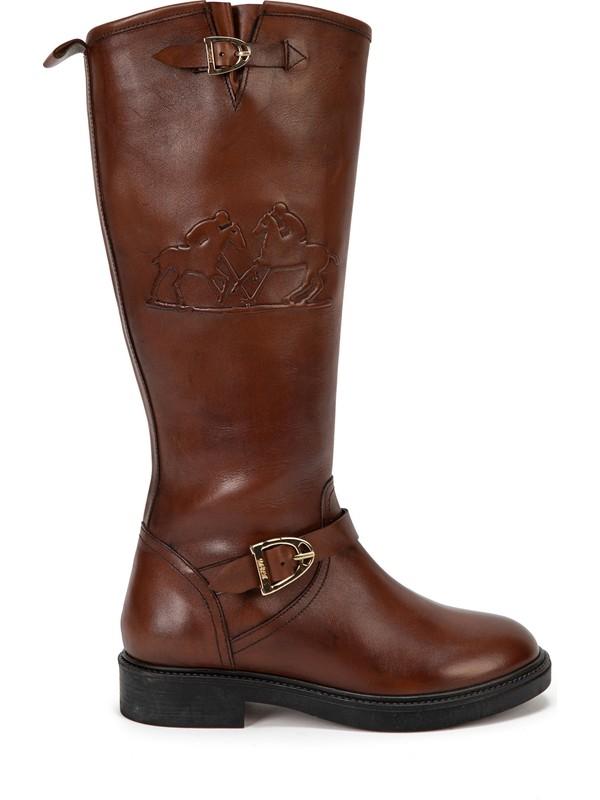 U.S. Polo Assn. Siyah Ayakkabı 50213474-VR046