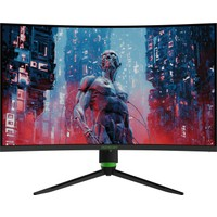 """Monster Aryond A32 V1.1 31.5"""" 165Hz 1ms (HDMI+Display) G-Sync QHD LED Monitör"""