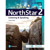 Northstar 2 Listening & Speaking (5nd Ed) With Myenglishlab