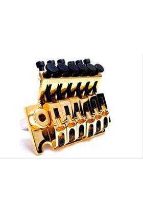 Graphtech PS-0080-G0 Ss Bridge LB63 Floyd Rose Style -Gold