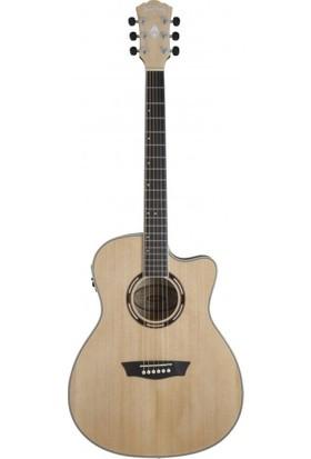 Washburn AG40CE Apprentice Serisi Elektro Akustik Gitar