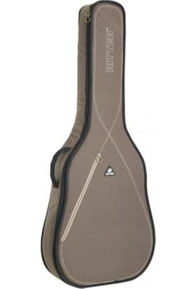 Ritter Rgs3-D-Bdt Akustik Gitar Kılıfı (Bison - Desert)
