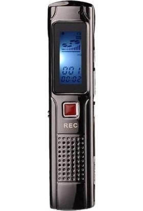 Kingboss 8 Gb+ 650 Saat Kesintisiz Dijital Ses Kayıt Cihazı