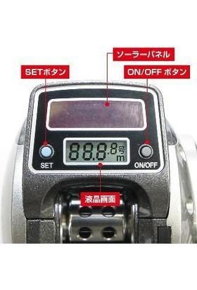 PROX Semetana Digi Solar R150 Sayaçlı Slow Jig Tai Rubber Makinesi