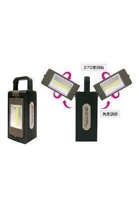 PROX LED Square Maltilantern Mıknatıslı Askılı Fener