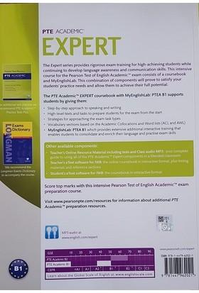 Pte Academic Expert B1 Coursebook And Myenglishlab