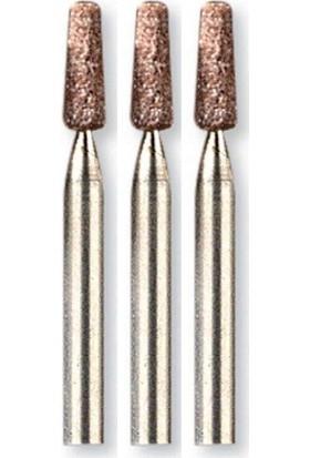 Dremel 997 Alüminyum Oksit Zımpara Taşı 3,4 mm 3\'lü