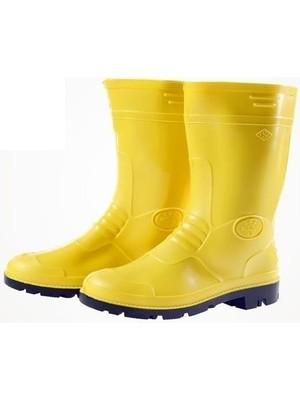 Gezer Sarı Çizme