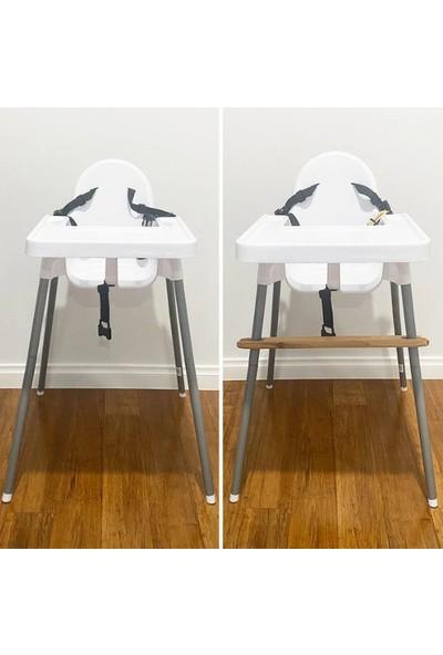 Silverina Baby Tools Mama Sandalyesi Ayak Desteği