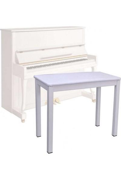 Dante Piyano Taburesi (Beyaz)