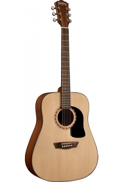 Washburn Ad5 Apprentice 5 Serisi Naturel Akustik Gitar