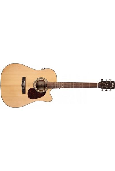 Cort MR600FNS Elektro Akustik Gitar