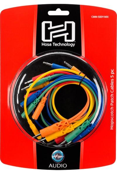 Hosa Hopscotch Patch Kabloları
