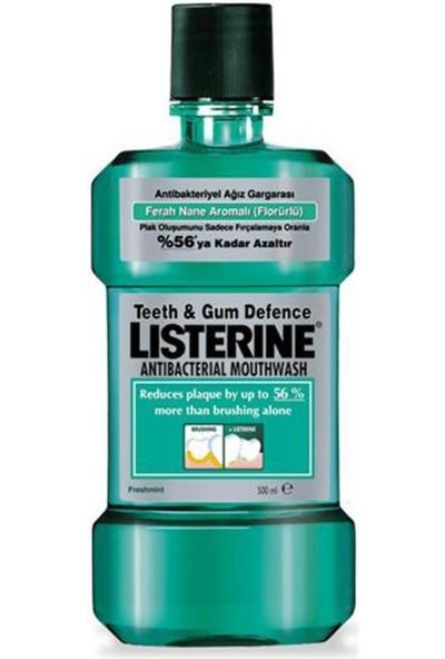 Listerine 500 ml Teeth - Gum Defence