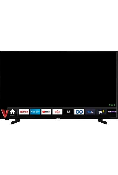 """Vestel 50U9510 50"""" 126 Ekran Uydu Alıcılı 4K Ultra Hd Smart LED Tv"""