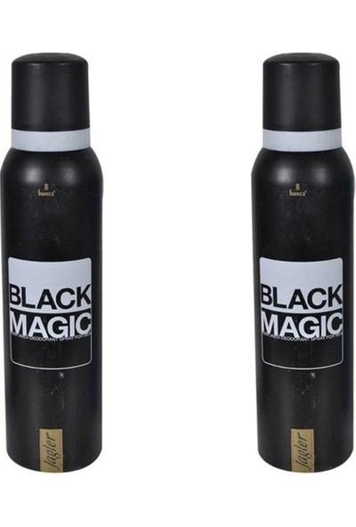 Black Magic Deodorant 2li