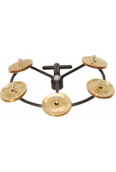 Tycoon Hi-Hat Tef Tbhht-B Brass