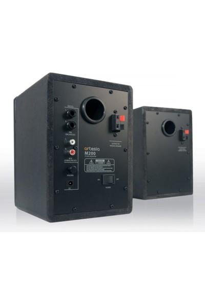 Artesia M200 Aktif Stüdyo Monitörü (Çift)