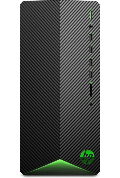 HP Gaming Pavilion TG01-2031NT AMD Ryzen 5 5600G 8GB 256GB SSD RX550 Freedos Masaüstü Bilgisayar