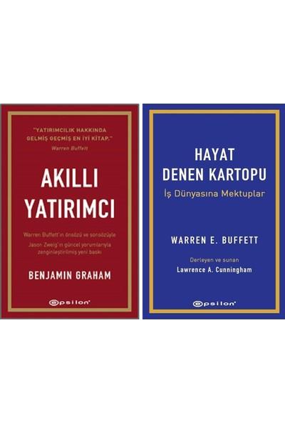 Akıllı Yatırımcı + Hayat Denen Kartopu 2 Kitap Set / Benjamin Graham - Warren E. Buffett