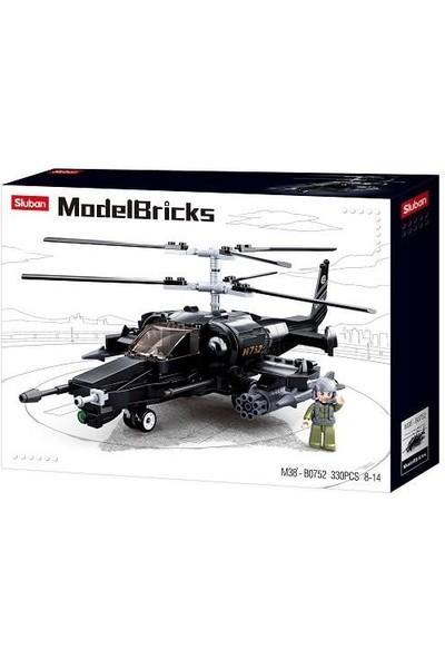 Sluban Model Bricks (Siyah Köpekbalığı)