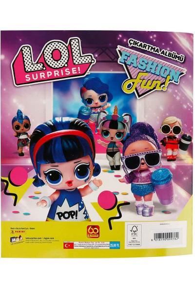 Panini L.o.l. Fashion Fun Çıkartma Albümü Başlangıç Paketi