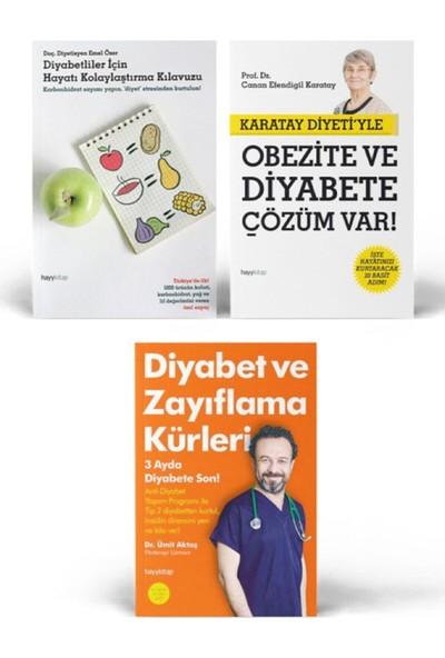 Diyabetliler Için Hayatı Kolaylaştırma Kılavuzu - Karatay Diyeti'yle Obezite ve Diyabete Çözüm Var! - Diyabet ve Zayıflama Kürleri 3 Ayda Diyabete Son