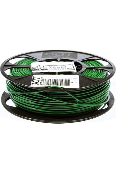 Dat Plastik Yerli Üretim Pla 3D Filament Koyu Yeşil 1.75MM
