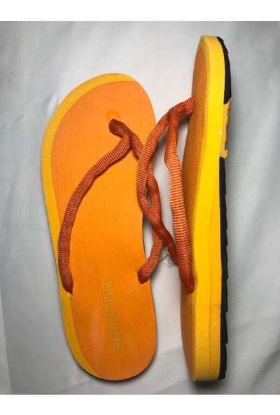 Rucanor Turuncu Orange Soft Parmak Arası Terlik