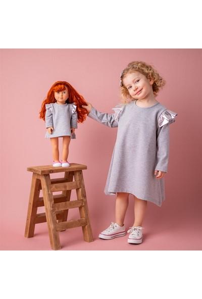 Isabel Bebeğim ve Ben Elbise / Gri