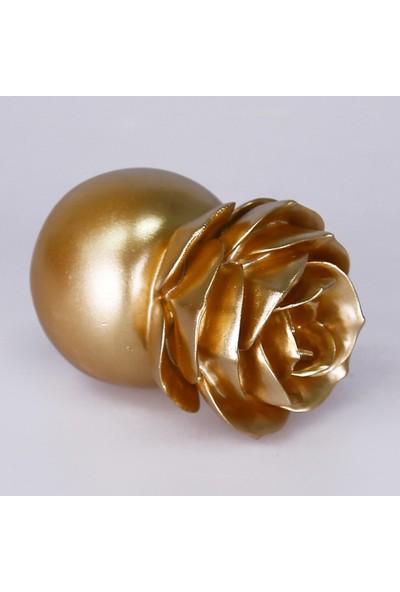 Selim Lilacina Dekoratif Aksesuar Altın