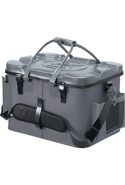 PROX Eva Tackle Bag With Rod Holder Gri Malzeme Çantası 28L(36CM)
