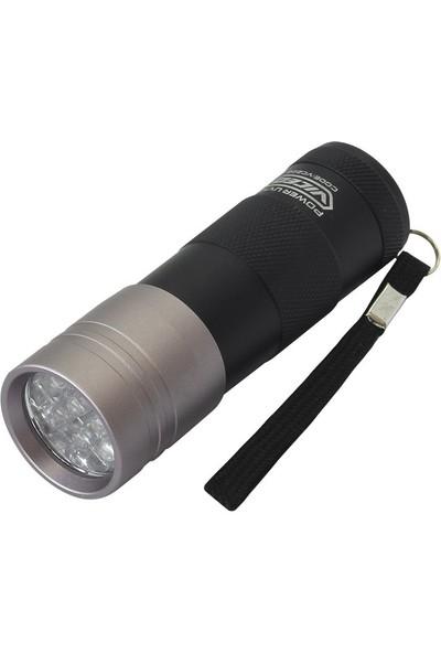 PROX Viceo Kyouryoku Uv Handy Light 12 Uv Fener Siyah