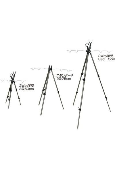 PROX Fishing Sankyaku Standart Surf Olta Sehpası Tripot 2X75CM
