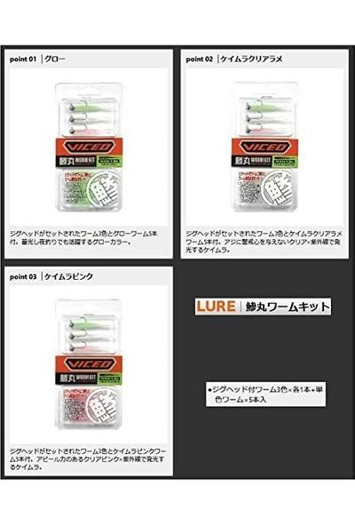 PROX Ajmaru Warm Kit Lrf Silikon Kit 1.5 gr Kemura-Pink