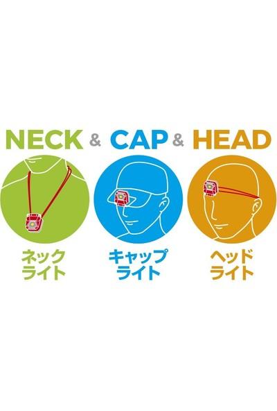 PROX Neck & Cap & Head Light Uv Lamba Mavi