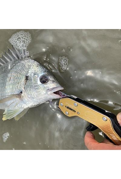 PROX Fish Catcher R Reguler Grip Balık Tutucu Siyah