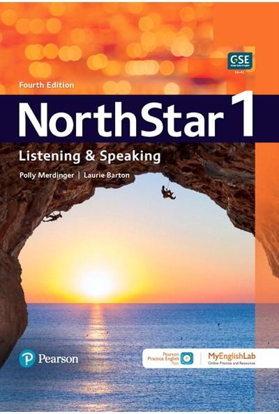 Northstar 1 Listening & Speaking (4nd Ed) With Myenglishlab