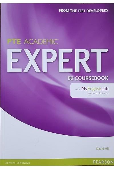 Pte Academic Expert B2 Coursebook And Myenglishlab