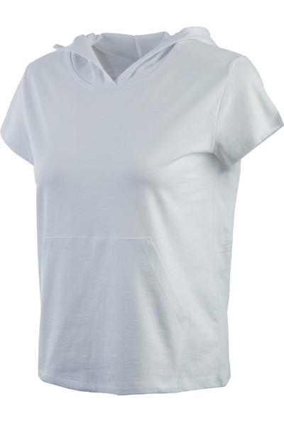 Radyum Kapüşonlu Kısa Kol Tişört