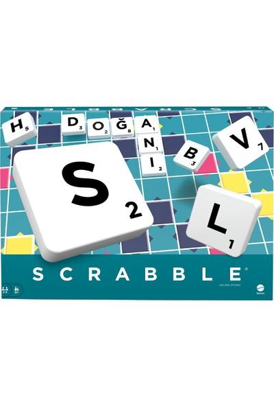 Scrabble Orijinal Türkçe, Kutu Oyunu, Mattel Games Y9611