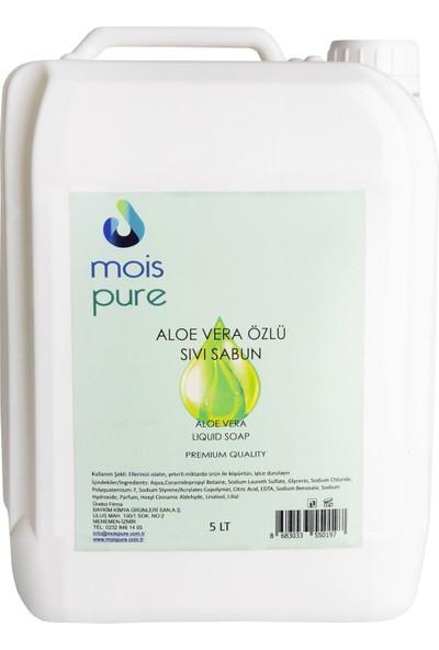 Mois Aloe Vera Özlü Sıvı Sabun 5 Lt