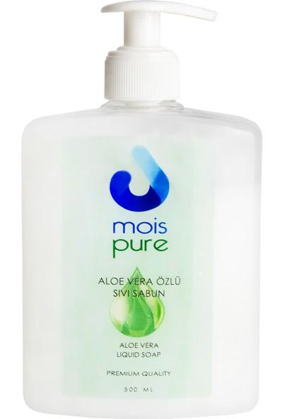 Mois Aloe Vera Özlü Sıvı Sabun 500 ml