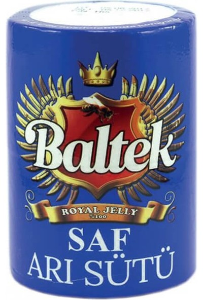 Baltek Saf Arısütü 30 gr