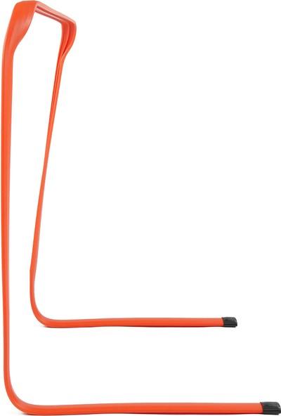 USR KE45T 6 lı 45 Cm Kırılmaz Engel Seti Turuncu